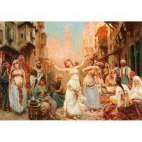 Восточные танцы на базаре