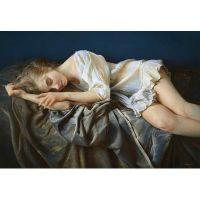 Спящая женщина. Сергей Маршенников