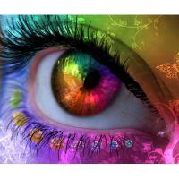 Радуга глаза