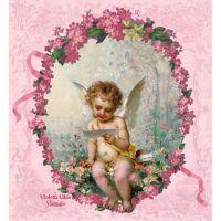 Ангелочек ретро
