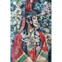 Женщина Бурятка. Любовь Титова