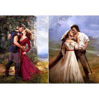 Романтические пары. Jon Paul Ferrara