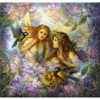 Волшебная федоскинская роспись Надежды Стрелкиной