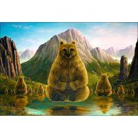 Медведи Анималистика. Роберт Бисселл