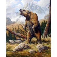 Ярость медведя. Сергей Плахин