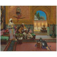 Гарем дворец. Османская империя