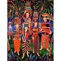 Индонезийская  церемония