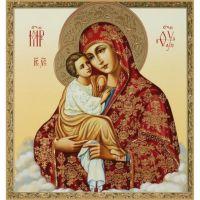Икона святой Богородицы