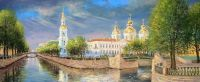 Никольский собор. Олег Пятин (1962)