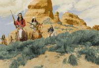 Индейцы апачи пустыни
