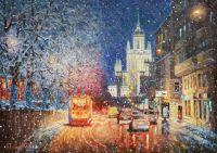 Разживин Игорь - 'Заискрился снежный город'